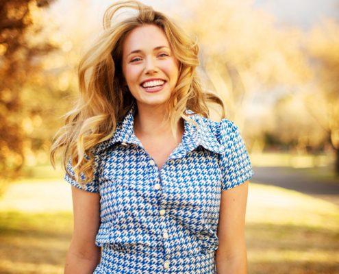 woman profile photo